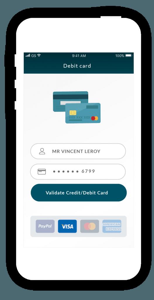 Unbank - Make a payment