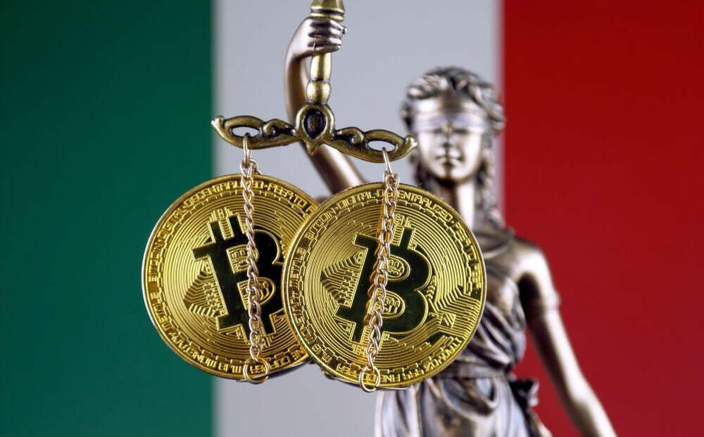 Cryptocurrency regulation in Italy